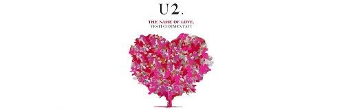 """U2. The Name Of Love"" po polsku!"