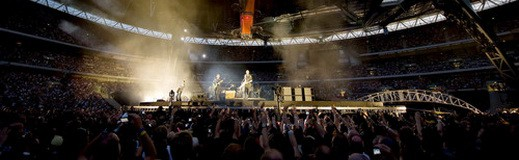 U2360° At The Commerzbank-Arena